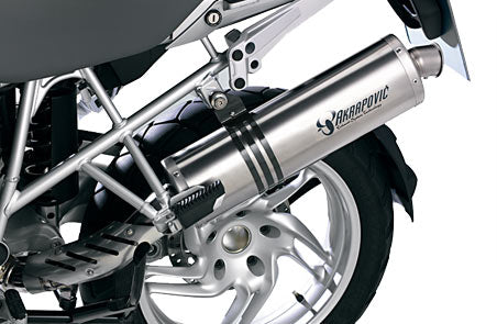 BMW R1200GS|ADV HP Akrapovic Titanium Slip-On Exhaust