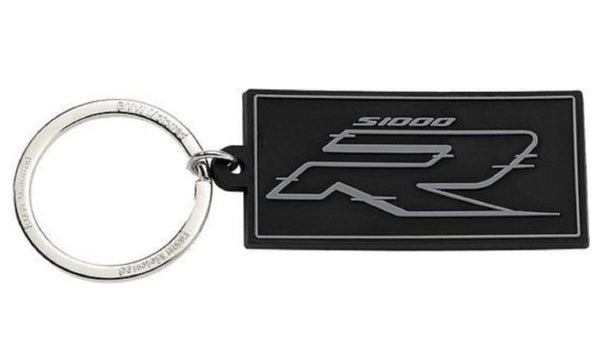 BMW Motorcycles S1000R Logo Key Fob