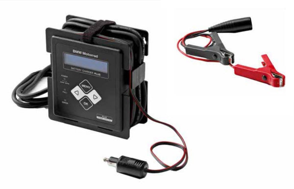 BMW Motorcycles CAN-BUS Battery Charger Plus