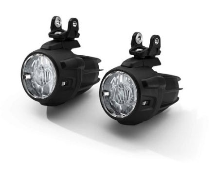 BMW Motorcycles R1250RS|R1250R LED Driving Light Kit