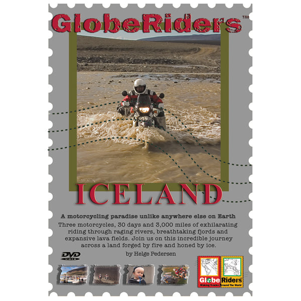 GlobeRiders Iceland Expedition DVD