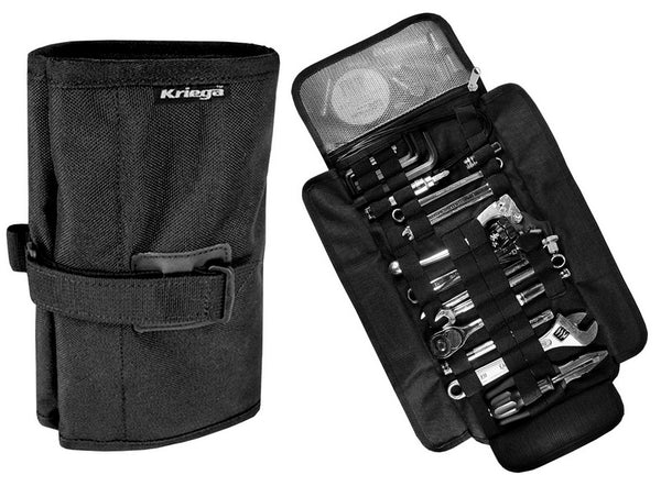 Kriega Motorcycle Tool Roll