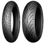 Michelin Pilot Road 4 Scooter 160/60ZR15