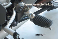 Verholen K1600GTL|K1600GT Adjustable Peg Lowering Kit