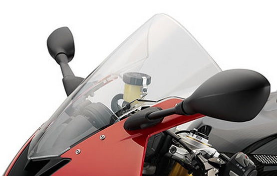 BMW S1000RR (15-) Tall Windshield (Clear or Tinted)