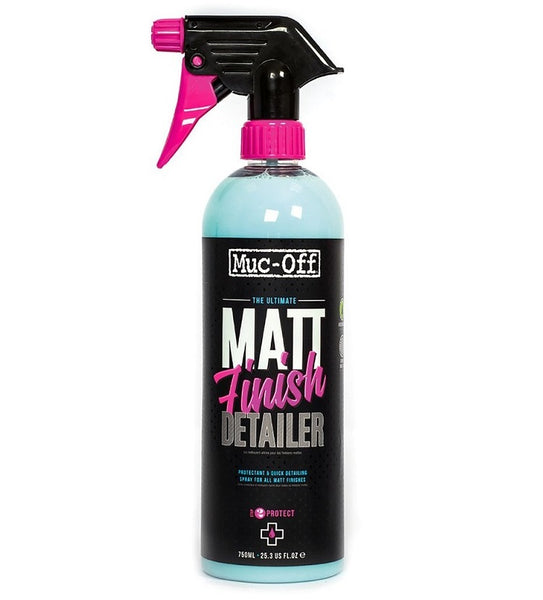 Muc-Off Motorcycle Matte Finish Detailer
