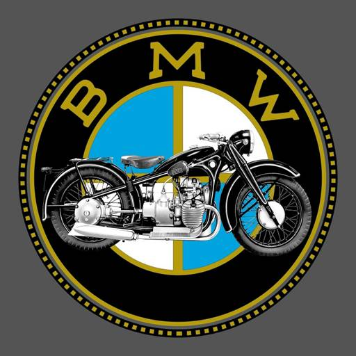 BMW Motorcycles Vintage Roundel Shirt 2018