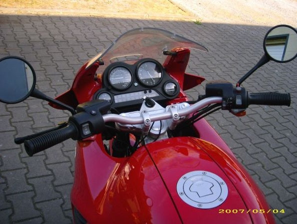 LSL K1200RS Superbike Handlebar Kit