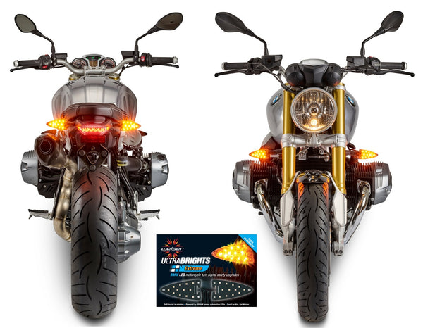 Weiser UltraBright LED Turn Signal Insert for BMW Motorcycles