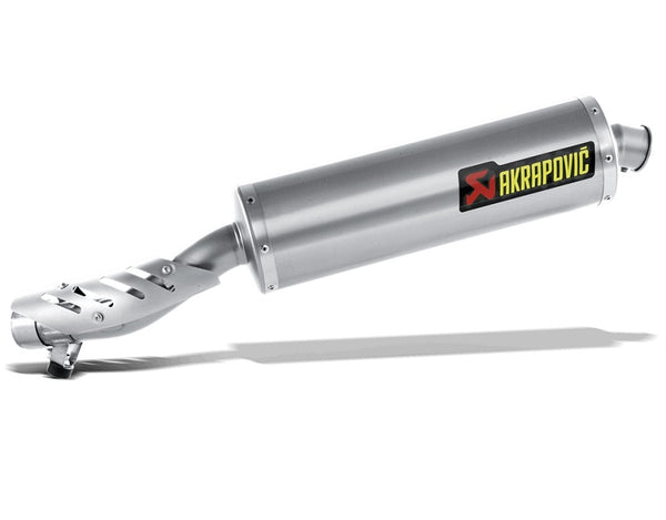 Akrapovic R1200GS (05-09)|ADV (06-09) Slip-On Exhaust