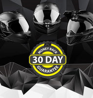 Klim 30 day Helmet Money Back Guarantee