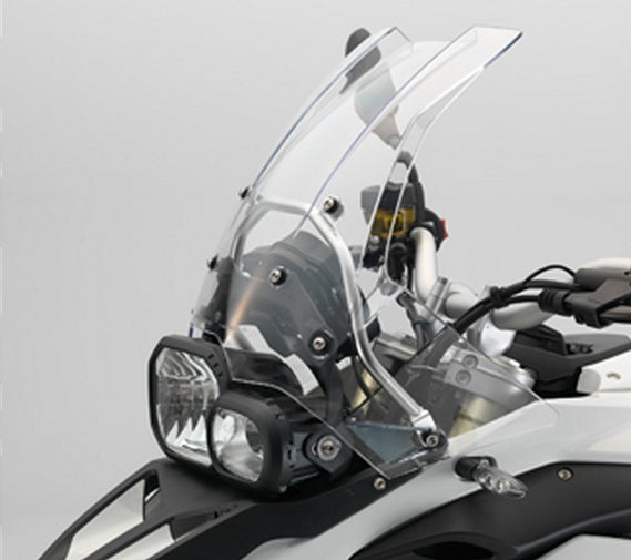 BMW F800GS (13-) Touring Windshield w/mounts