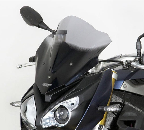 MRA S1000R Double-Bubble RacingScreen Windshield