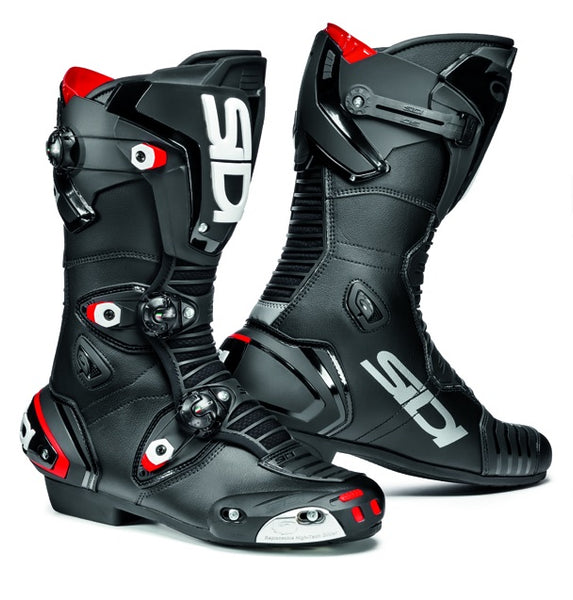 Sidi Mag-1 Black Motorcycle Boot
