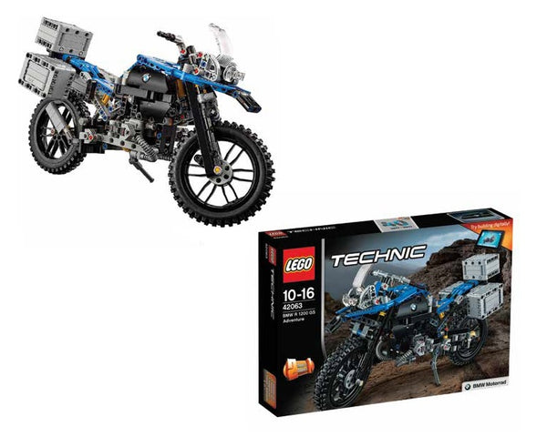 LEGO® Technic BMW R1200GS Adventure Kit 2018