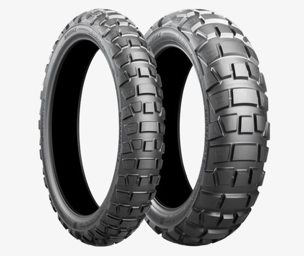 Bridgestone Adventurecross AX41 Dual Sport 110/80B19