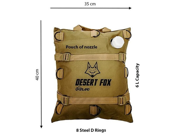 Desert Fox Trail Gas Bag 6L