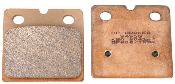 DP Brakes DP608 Front Brake Pad for select BMW Motorcycles