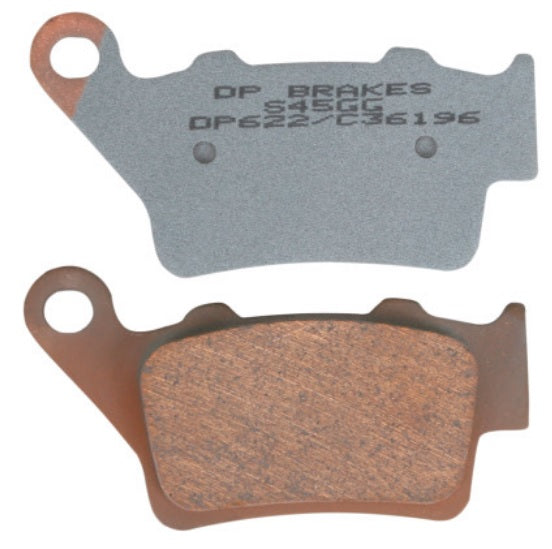 DP Brakes DP622 Rear Brake Pad for select BMW Motorcycles