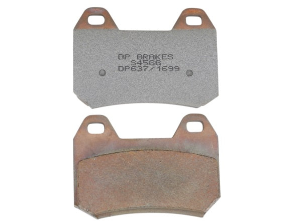DP Brakes DP637 Rear Brake Pad for BMW K1200LT|R1200CL