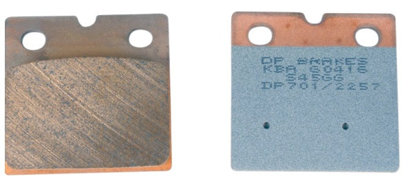 DP Brakes DP701 Rear Brake Pad for BMW K1200RS|K1100 Series
