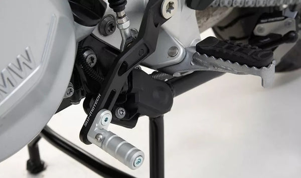 SW-Motech F850GS|F750GS Adjustable Folding Shift Lever