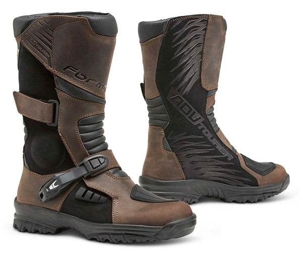 Forma ADV Tourer Brown Boots