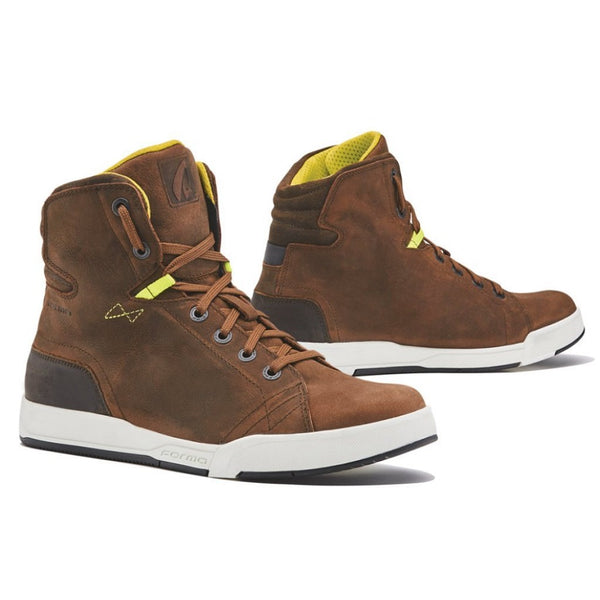 Forma Swift Dry Brown Boots