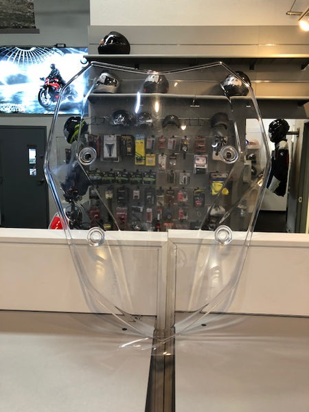 S1000XR  WINDSCREEN - USED