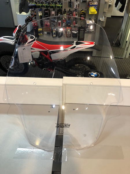 R1250RS | R1200RS SPORT AEROFLOW AEROSCREEN TALL CLEAR - USED