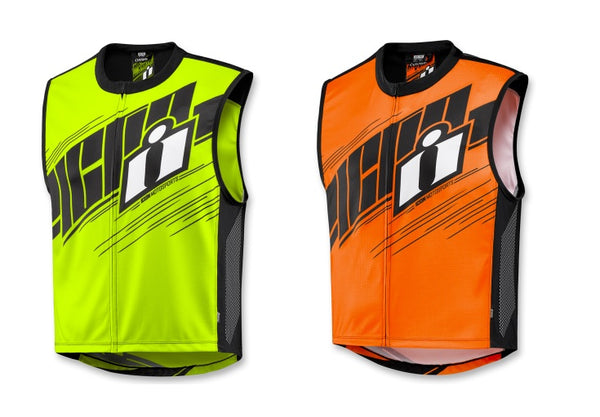 Icon Mil-Spec 2 Motorcycle Mesh Safety Vest