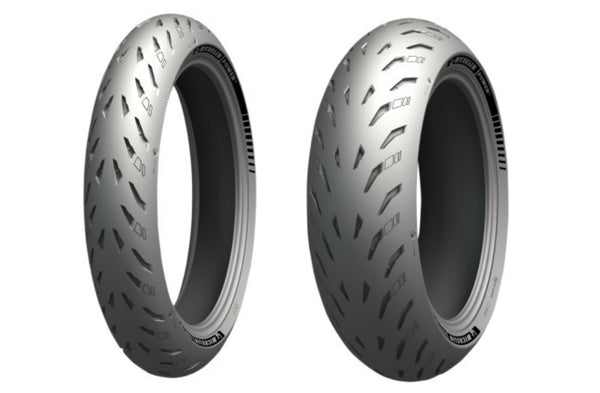 Michelin Power 5 Sport Radial 120/70ZR17