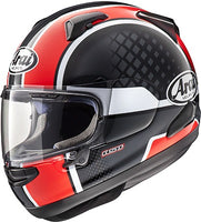 Arai Quantum-X Take Off Red Helmet
