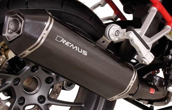 Remus R1200RS WC (17-)|R WC (17-) Hexacone Slip-On Exhaust