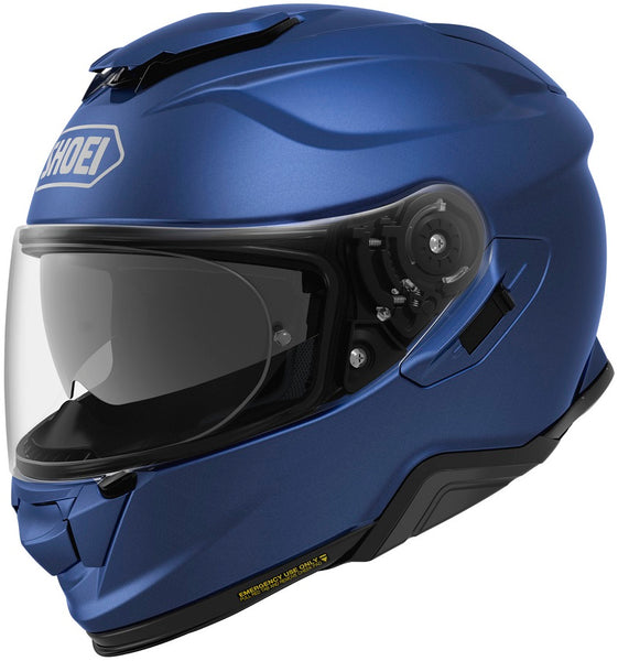 Shoei GT-Air II Matte Blue Helmet