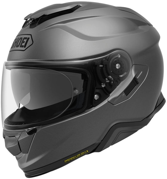 Shoei GT-Air II Matte Deep Grey Helmet
