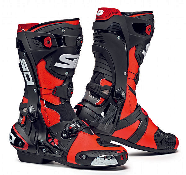 Sidi Rex Flo Red/Black Boot