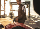 BMW Motorrad Club Leather Jacket Mens