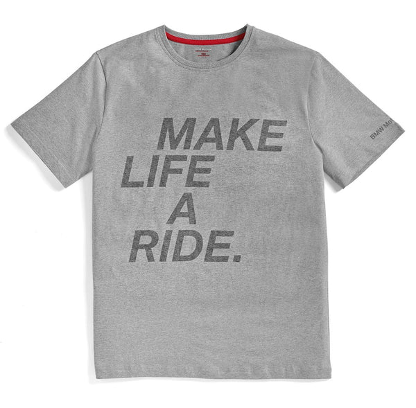 BMW Motorcycles Make Life a Ride T-Shirt