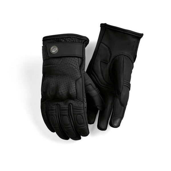BMW Motorcycles Summer Gloves Black