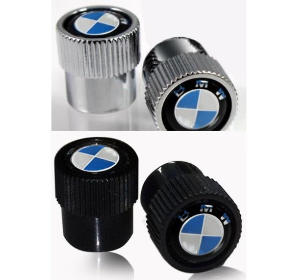 BMW Motorcycles Aluminum Valve Stem Caps