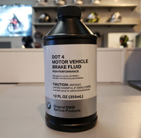 BMW Motorcycles DOT 4 Brake Fluid