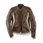 BMW Motorcycles DoubleR Jacket Brown