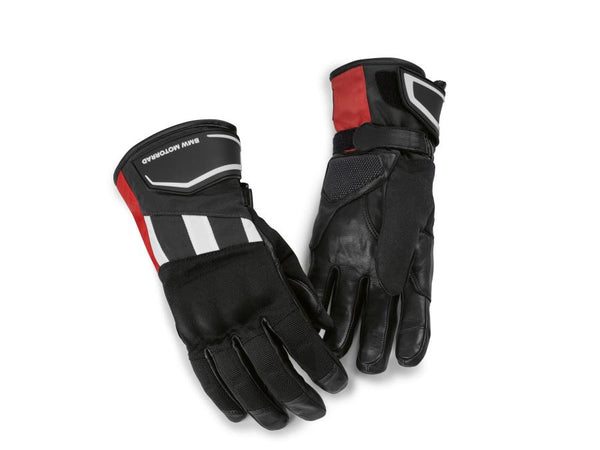 BMW Motorcycles Pacedry GTX Glove Red Mens
