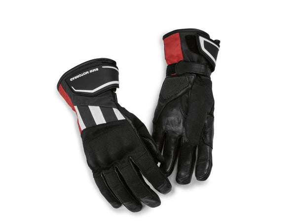 BMW Motorcycles Pacedry GTX Glove Red Womens