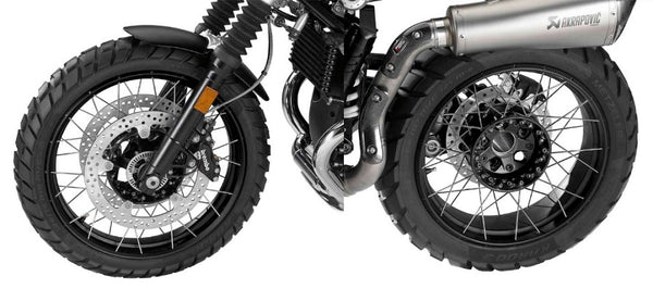 BMW RnineT Scrambler|Urban GS Cross-Spoke Rear Wheel
