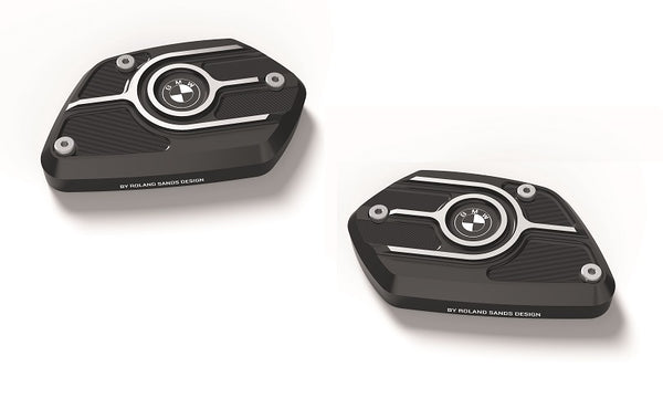 BMW RnineT Series Machined Reservoir Cover Set