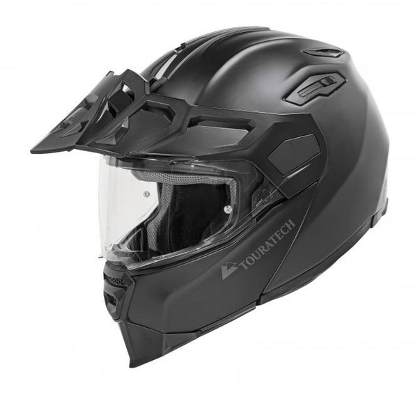 Touratech Aventuro Traveller Black Helmet