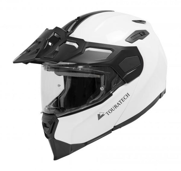 Touratech Aventuro Traveller White Helmet