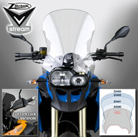 ZTechnik F800GS|F650GS2 VStream Medium Touring Windshield
